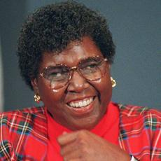 Barbara Jordan was a lawyer, educator and member of Congress.