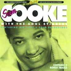 He became gospel music's biggest star while singing with the group the Soul Stirrers.