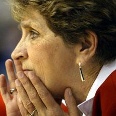 Coach Yow died in 2009 after a decades-long fight against breast cancer
