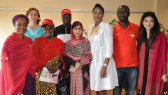 AS IT IS 2014-07-15 Nigerian President Promises Malala to Find Kidnapped Girls