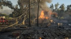 AS IT IS 2016-08-27 Dozens of Wildfires Burn US West