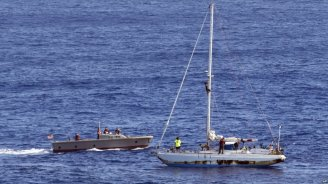 AS IT IS 2017-11-01 Rescued Sailors Report of Their Experience Questioned