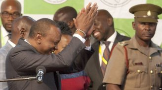 AS IT IS 2017-11-01 Kenya's President Named Winner of Disputed Election